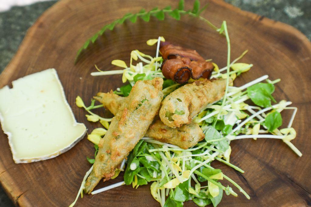 Fried Jalapeno Appetizer