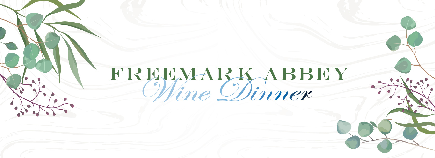 Freemark Abbey Wine Dinner