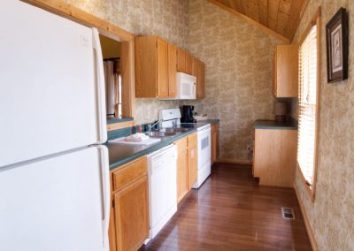 Cabins in Townsend TN with Kitchen