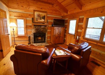 Deluxe Cabin Rental in Townsend Tennessee