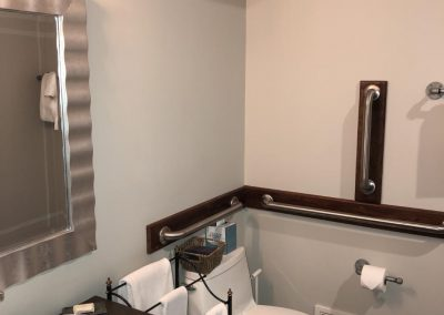 ADA Compliant Hotel Rooms in Townsend TN