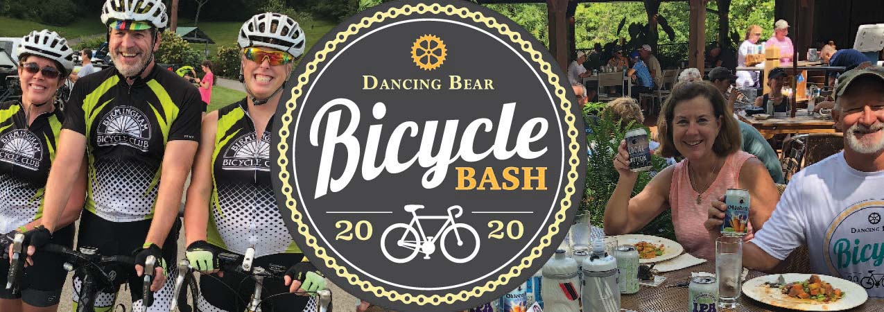 Dancing Bear Bicycle Bash 2020