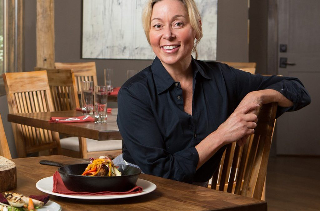 Chef Shelley Cooper