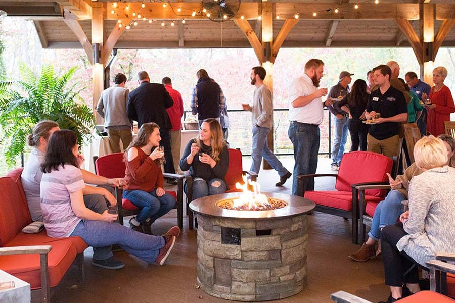 Corporate Events in the Smoky Mountains