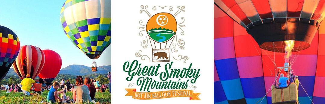 2020 Great Smoky Mountain Hot Air Balloon Festival