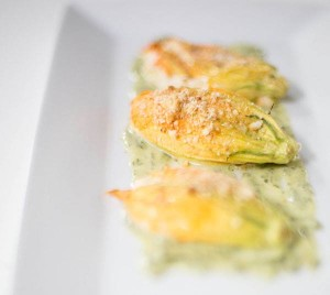 Stuffed Squash Blossoms (Yields 12 Blossoms)