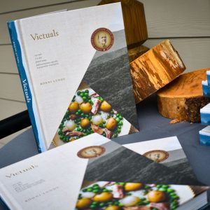 Victuals Book by Ronni Lundy