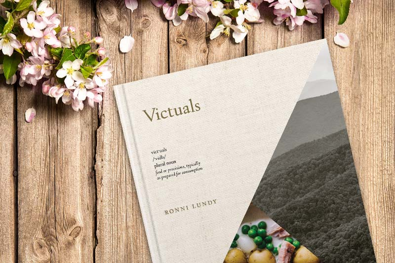 Victuals Shelley Cooper Book