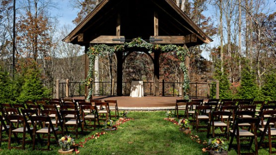 Smoky Mountain Weddings