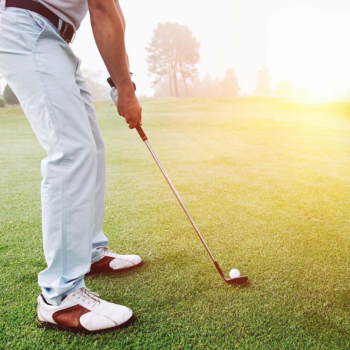 Golfing Near Smoky Mountains