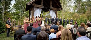 Smoky Mountain Outdoor Wedding Venues
