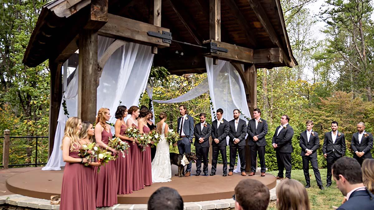 Smoky Mountain TN Wedding Venues in Townsend TN