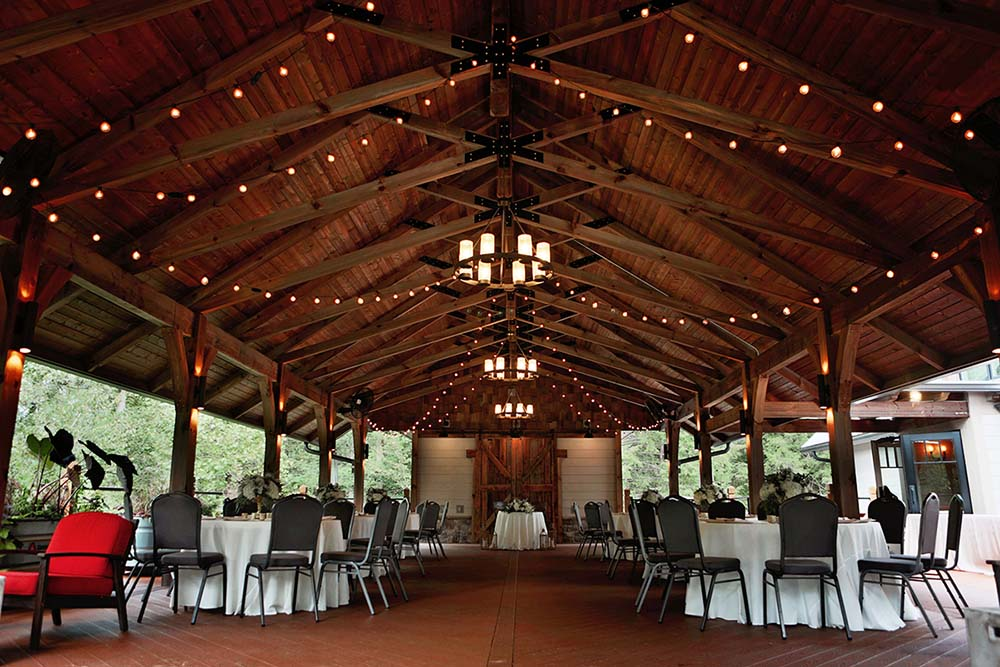 Smoky Mountain Wedding Venues in Townsend TN