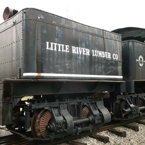 Townsend TN Attractions Little River Railroad