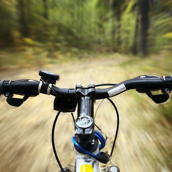 Biking in Townsend TN Trails