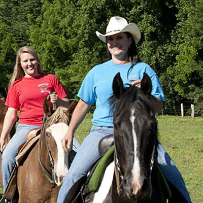 Horseback Riding Townsend TN