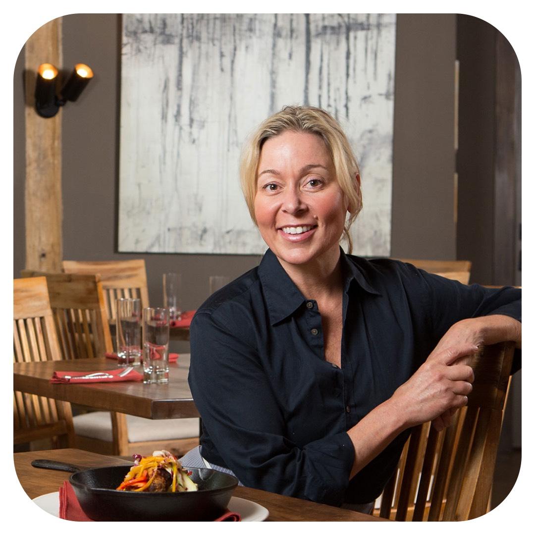 Chef Shelley Cooper
