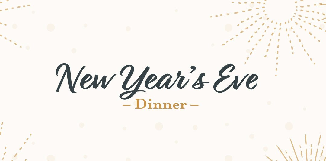 New Years Eve Dinner at Dancing Bear Lodge