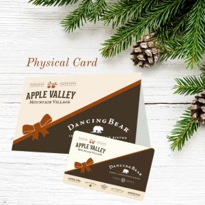 DBL Physical Gift Card