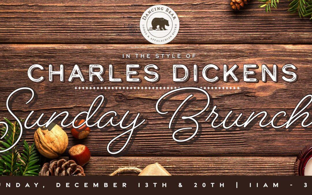 Charles Dickens Sunday Brunch
