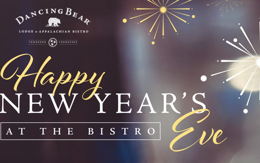 Happy New Year's Eve ~ at the Bistro
