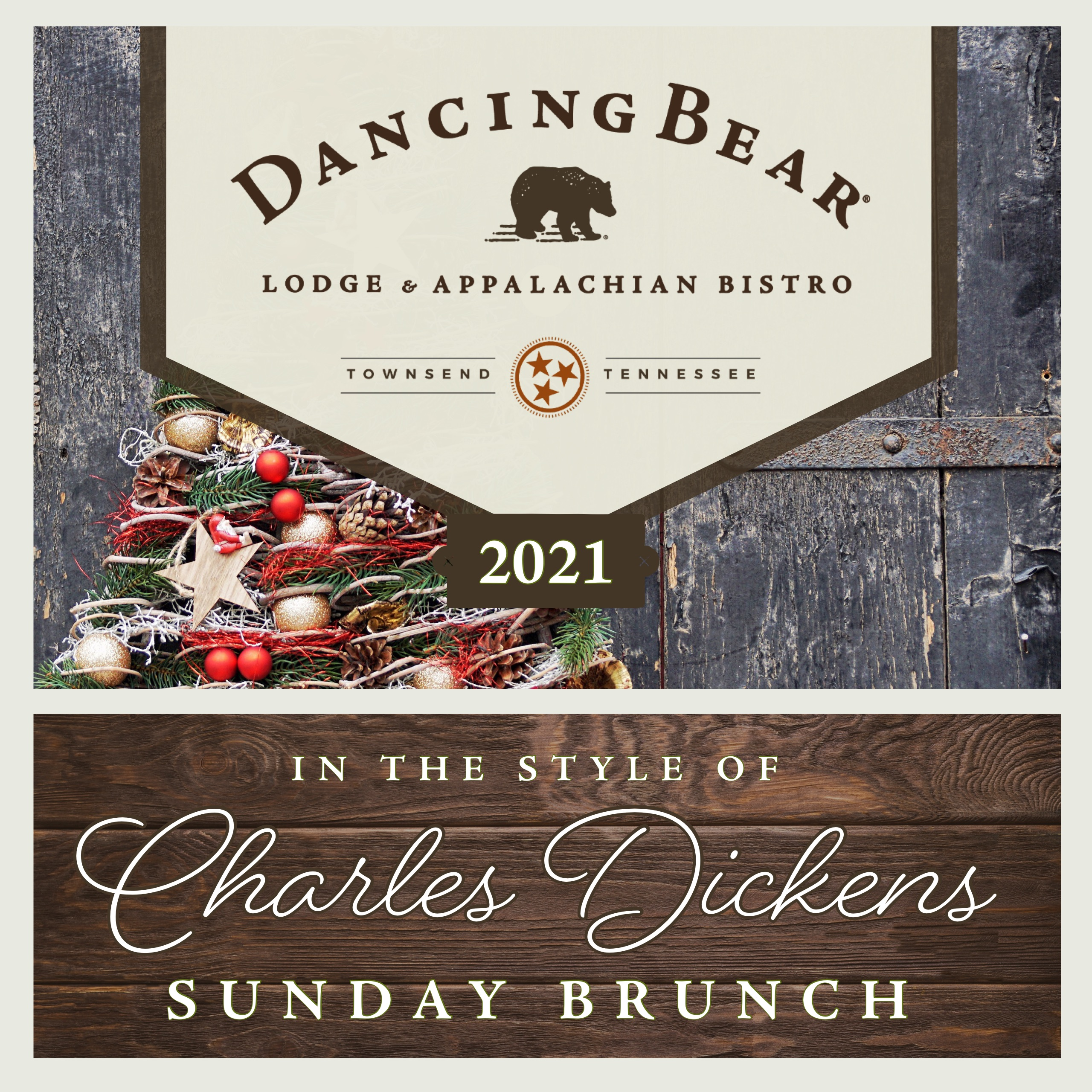 Charles Dickens Sunday Brunch
