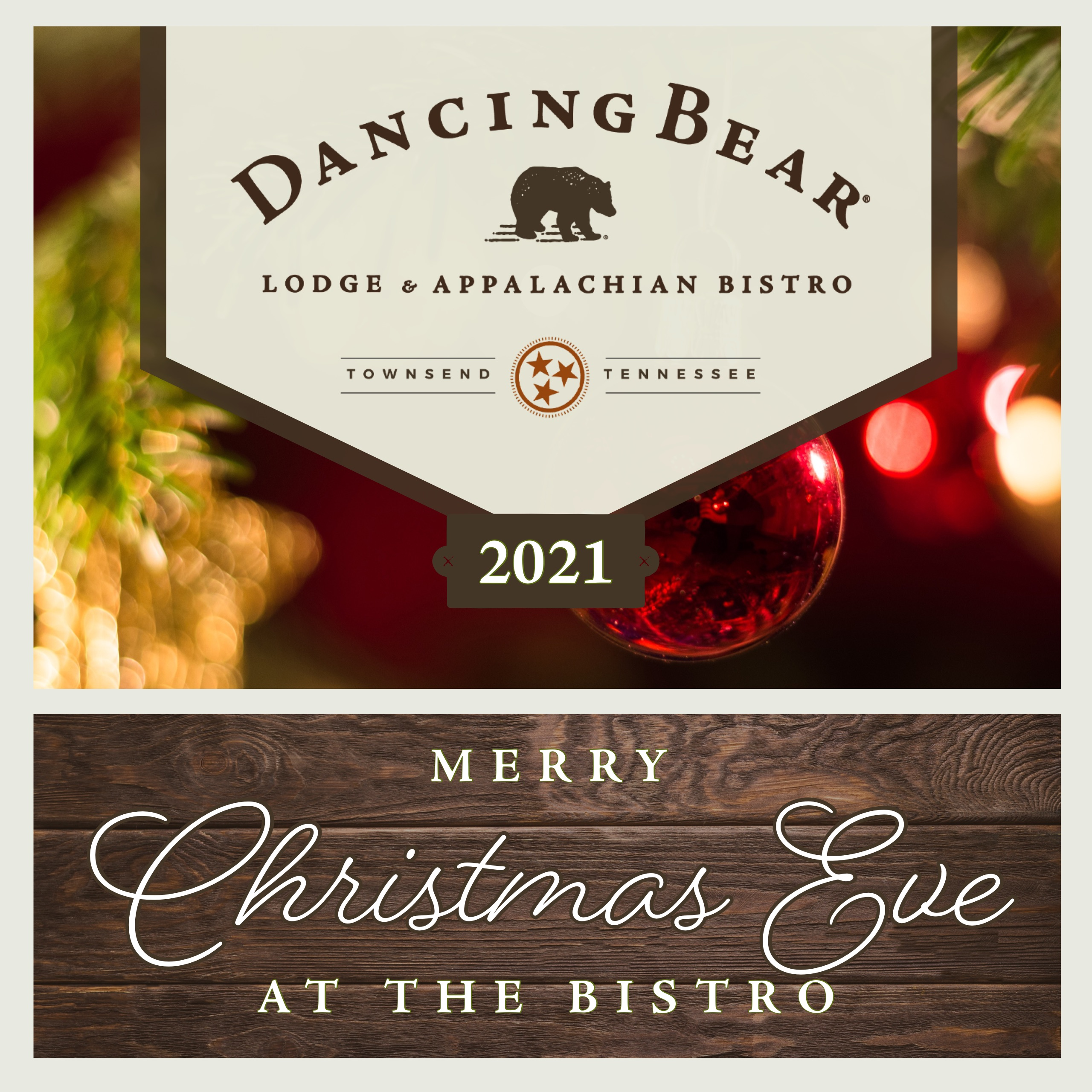 Christmas Eve at The Bistro