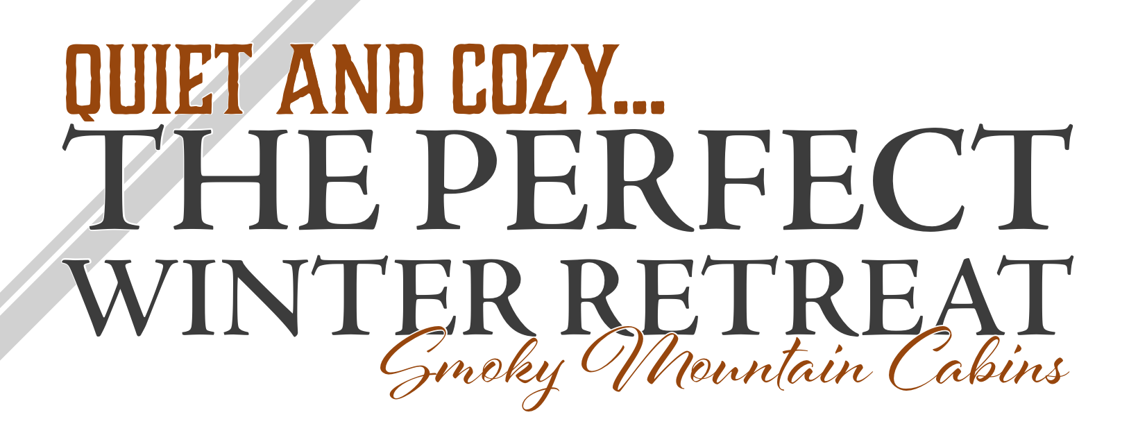 Quiet & Cozy Smoky Mountain Cabins – The Perfect Winter Retreat