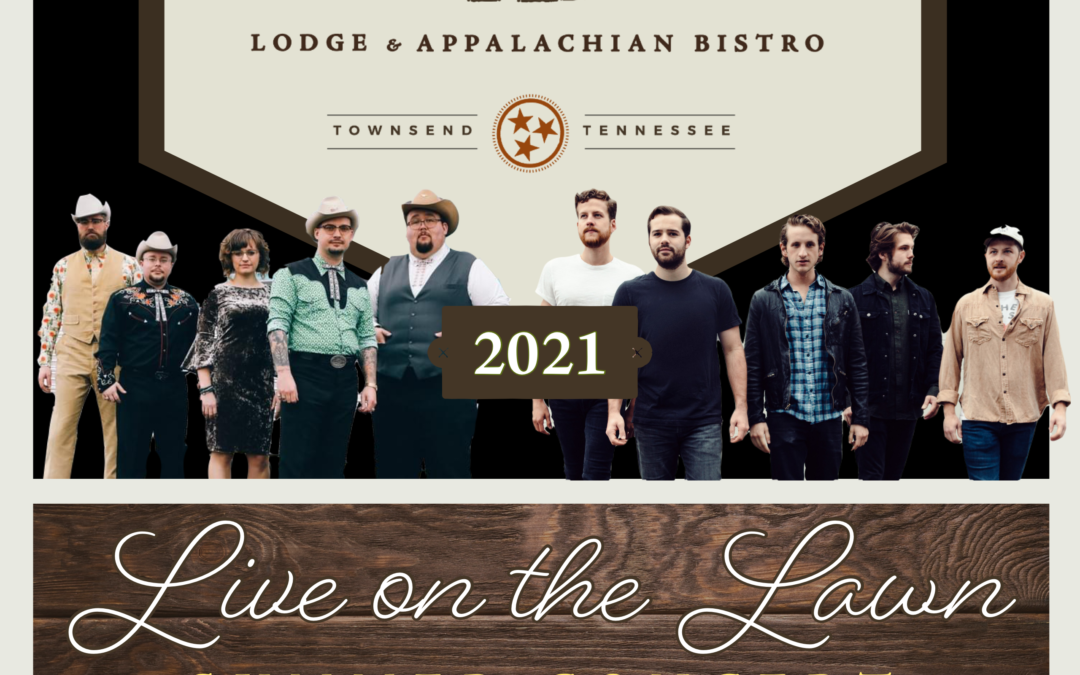 Live on the Lawn ~ BBQ & Bluegrass