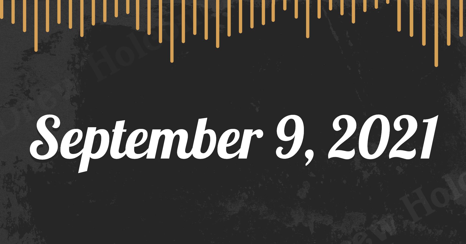 September 9 2021 Concert