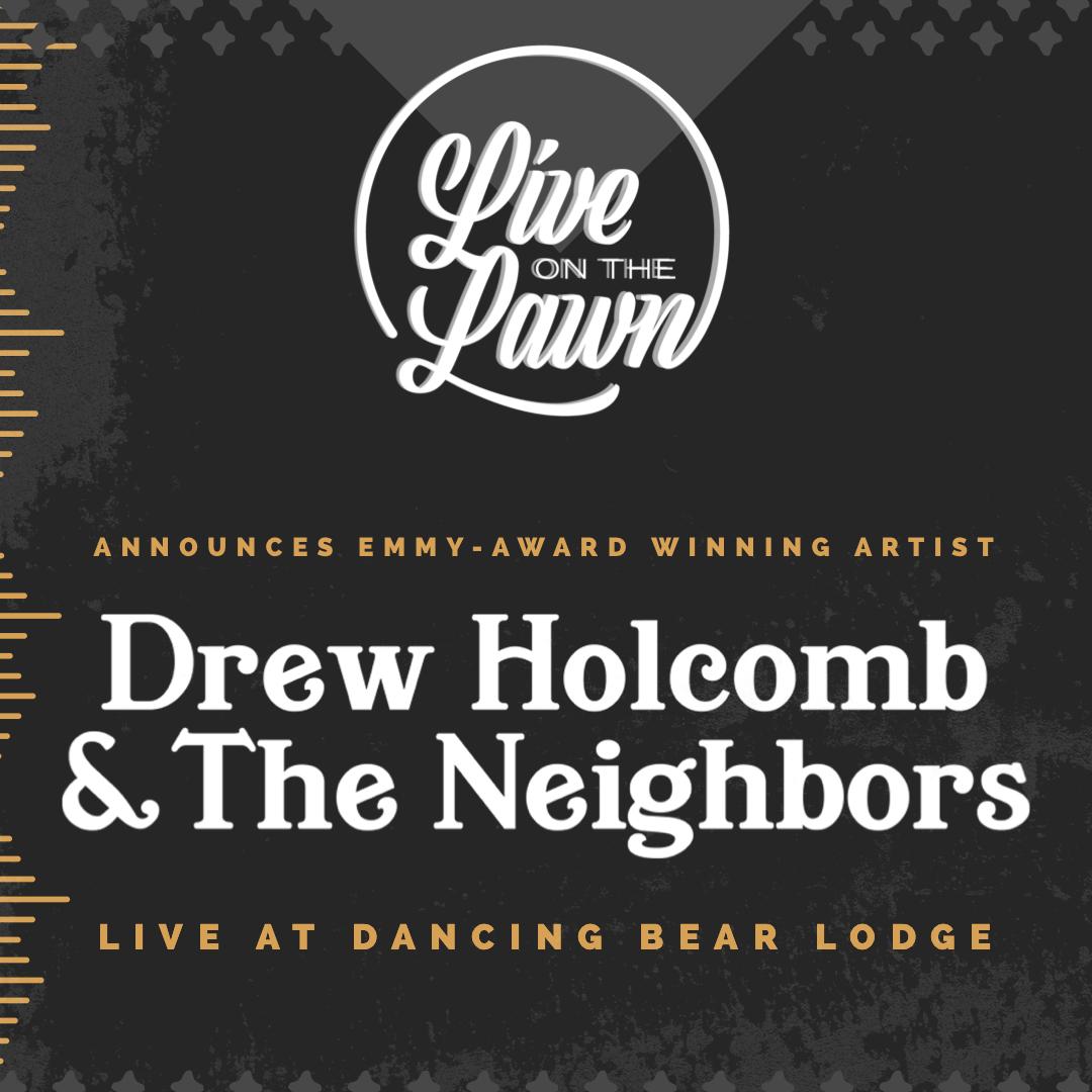 Emmy Award Winning Drew Holcomb