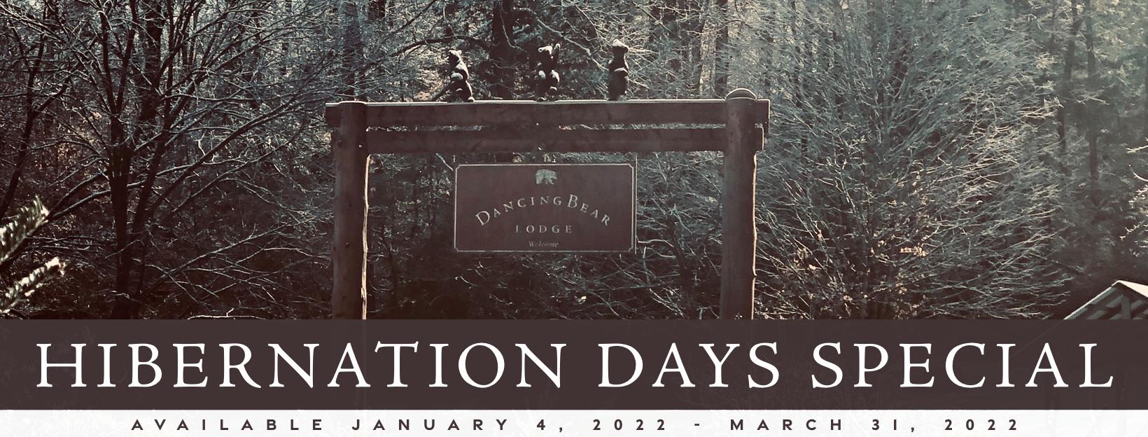 Hibernation Days Header
