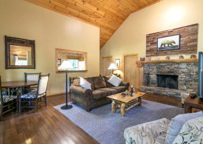 LeConte Lodge Cabin